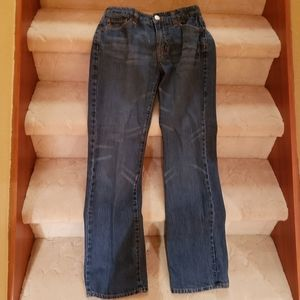 7 for all mankind bootcut Jean's size 29